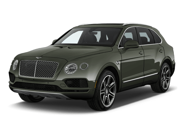 Bentley Bentayga V8 AWD