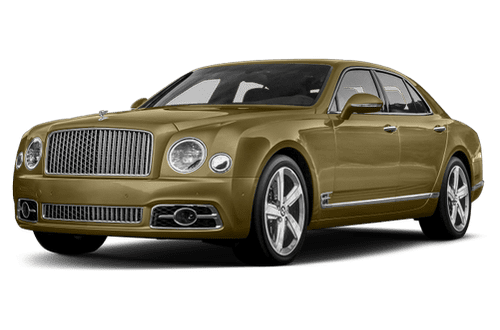 Bentley Mulsanne Speed Sedan