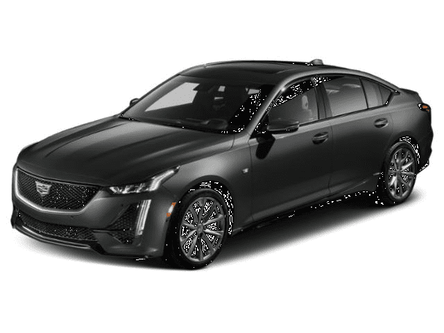 Cadillac CT5 Sdn Luxury