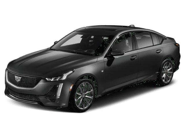 Cadillac CT5 Sdn Premium Luxury