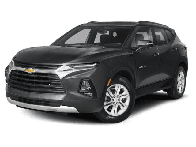 Chevrolet Blazer FWD LT w/3LT