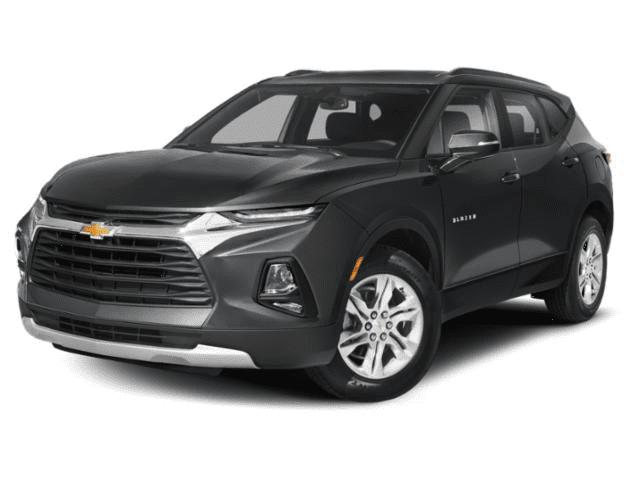 Chevrolet Blazer LT w/1LT FWD