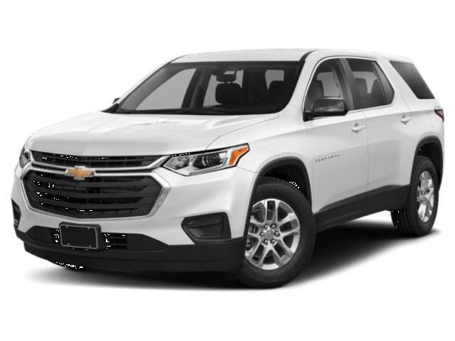 Chevrolet Traverse FWD RS