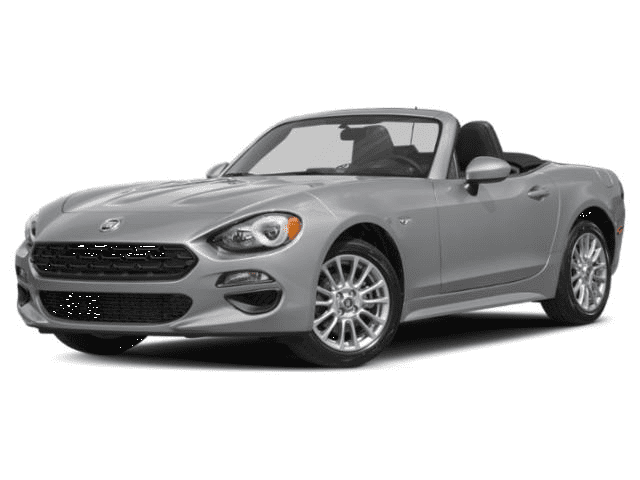 FIAT 124 Spider Abarth Convertible