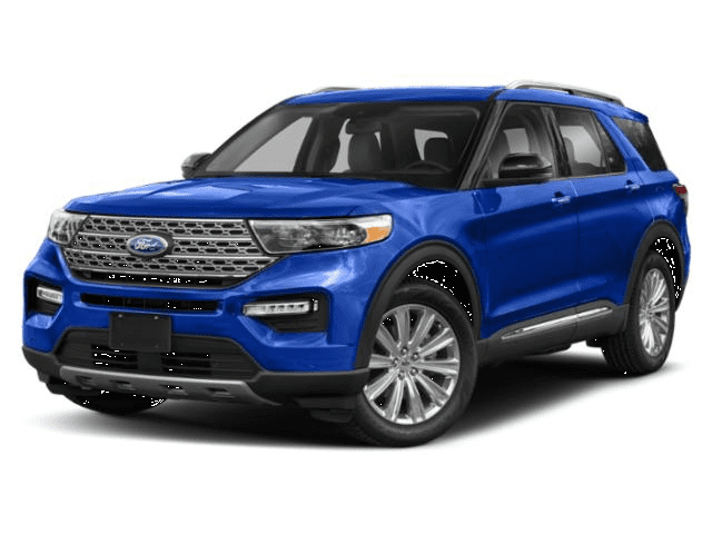 Ford Explorer ST 4WD