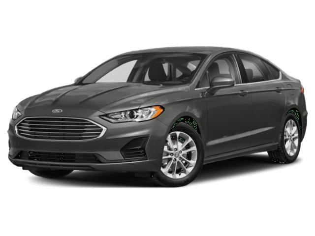 Ford Fusion Energi Titanium FWD