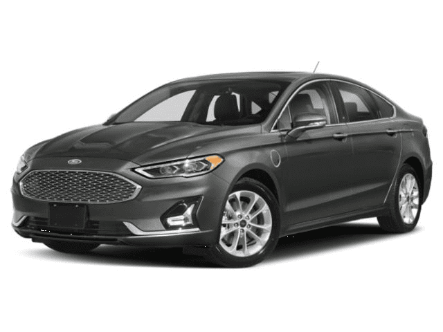 Ford Special Service Plug-In Hybrid FWD