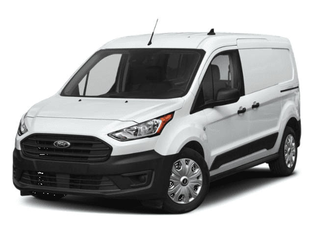 Ford Transit Connect Van XL SWB w/Rear Symmetrical Doors