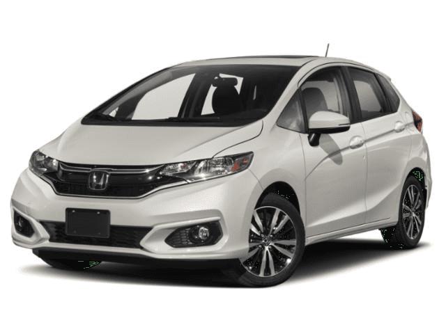 Honda Fit EX-L AT