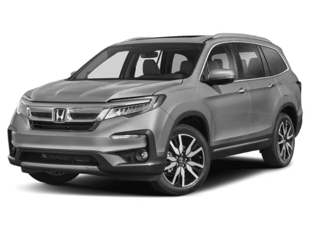 Honda Pilot EX-L w/Navi & RES AWD