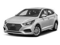 Hyundai Accent SE Sedan Manual