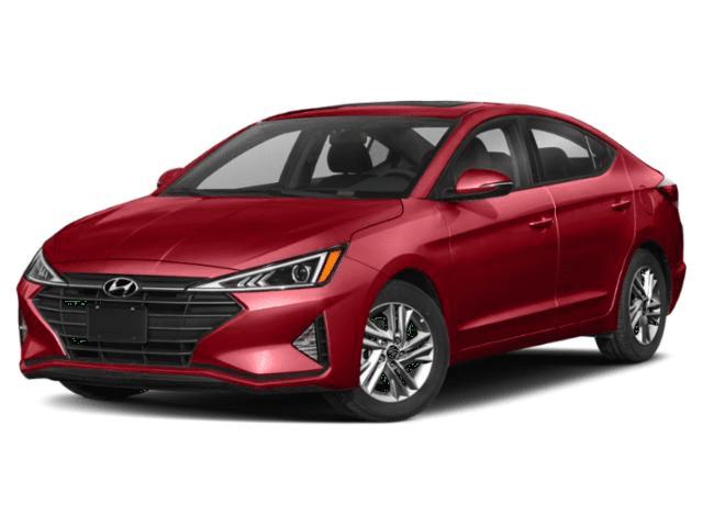Hyundai Elantra Limited IVT SULEV