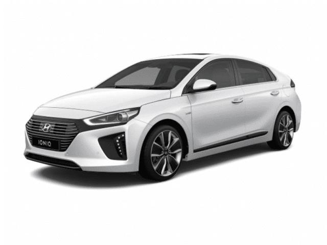 Hyundai Ioniq Hybrid SEL Hatchback