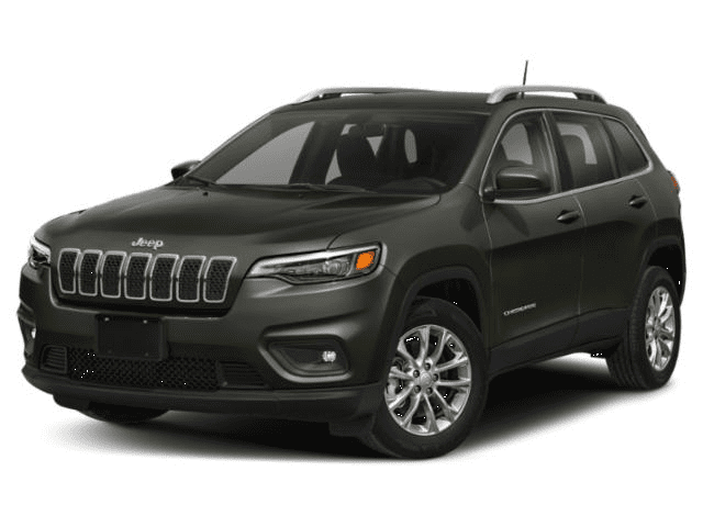 Jeep Cherokee Latitude Plus FWD