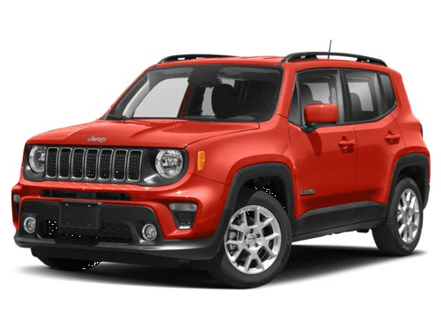 Jeep Renegade High Altitude FWD