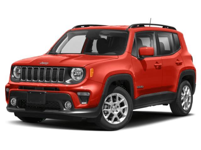 Jeep Renegade Latitude FWD