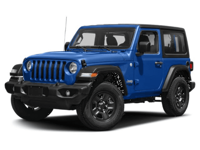 Jeep Wrangler Unlimited Willys 4x4