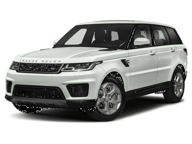 Land Rover Range Rover Sport V8 Supercharged HSE Dynamic