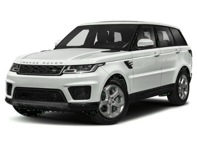 Land Rover Range Rover Sport V8 Supercharged SVR