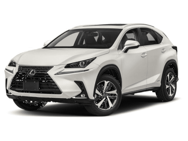 Lexus NX NX 300h Luxury AWD