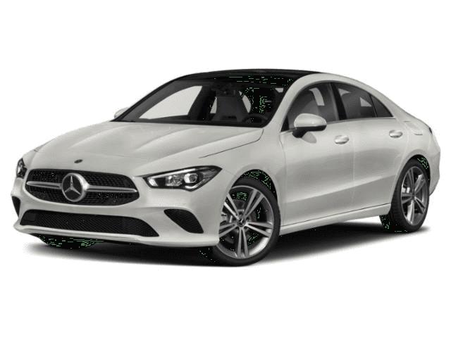 Mercedes-Benz CLA CLA 250 Coupe