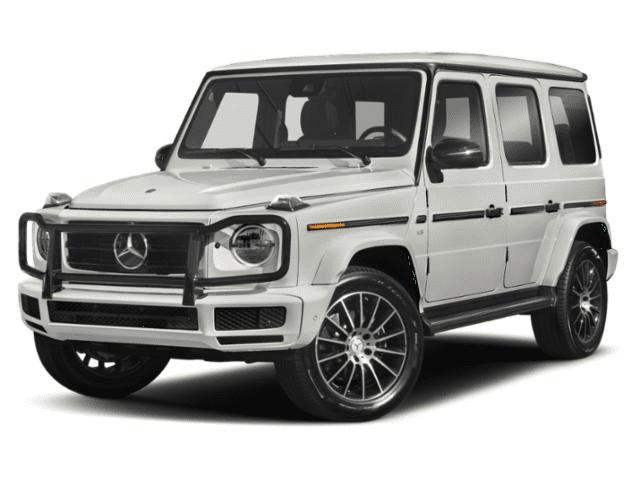 Mercedes-Benz G-Class G 550 4MATIC