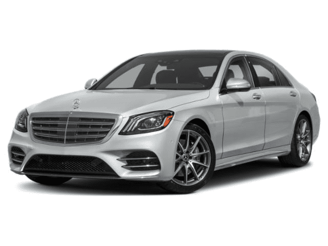 Mercedes-Benz S-Class S 560 4MATIC Coupe