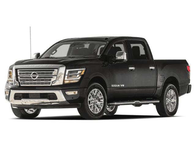 Nissan Titan XD 4x4 Crew Cab Platinum Reserve
