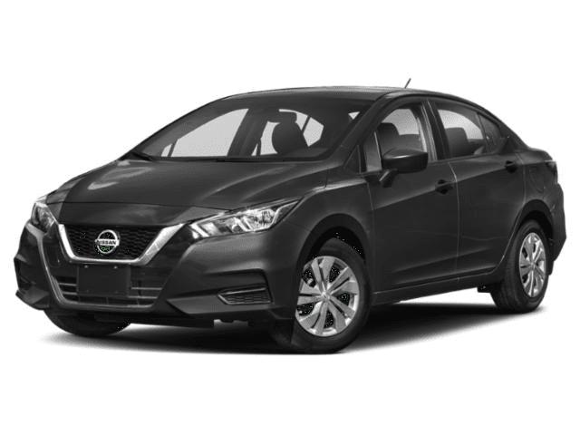 Nissan Versa Sedan S CVT