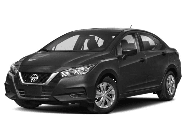 Nissan Versa Sedan SR CVT