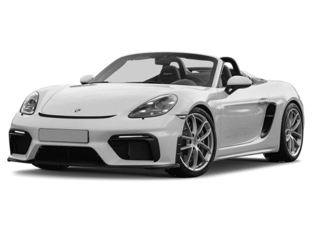 Porsche 718 Spyder Roadster