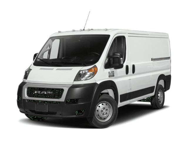 "Ram ProMaster Cargo Van 1500 Low Roof 136"" WB"