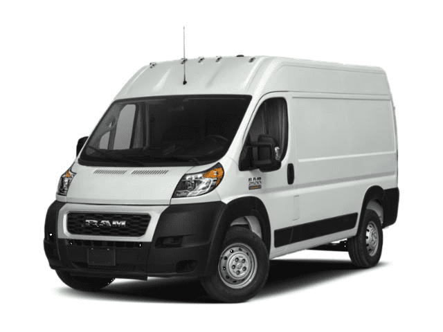 "Ram ProMaster Cargo Van 2500 High Roof 136"" WB"
