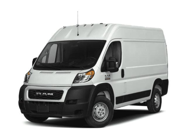 "Ram ProMaster Cargo Van 2500 Low Roof 136"" WB"