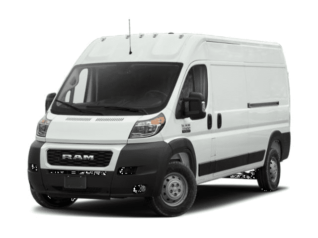 "Ram ProMaster Cargo Van 3500 High Roof 159"" WB EXT"