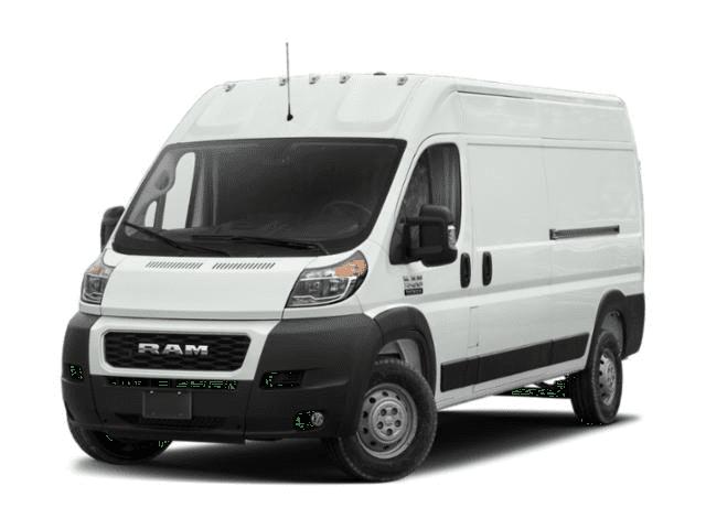 "Ram ProMaster Cargo Van 3500 Low Roof 136"" WB"