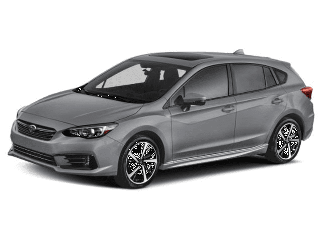 Subaru Impreza 5-door Manual