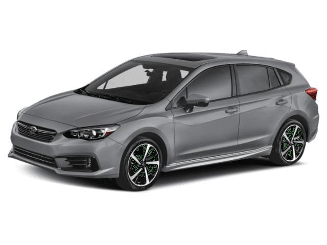 Subaru Impreza Premium 4-door CVT