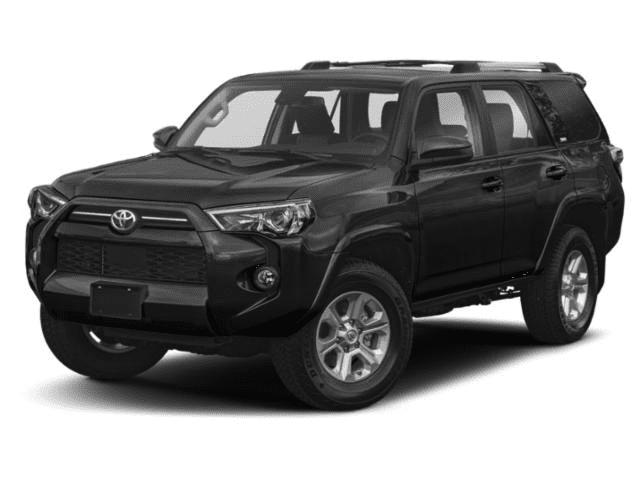 Toyota 4Runner SR5 2WD (Natl)