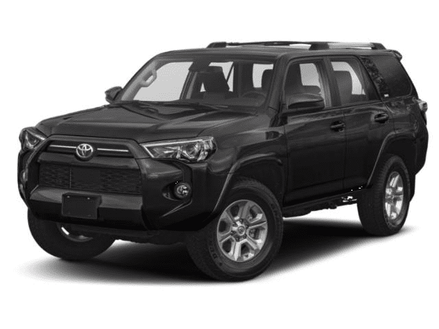 Toyota 4Runner SR5 4WD (Natl)