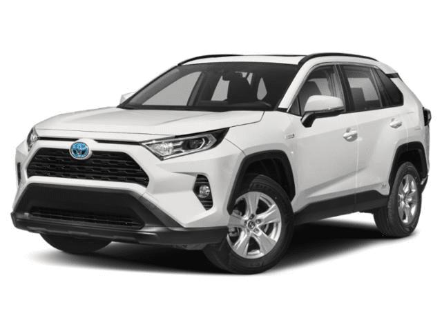 Toyota RAV4 XLE FWD (Natl)