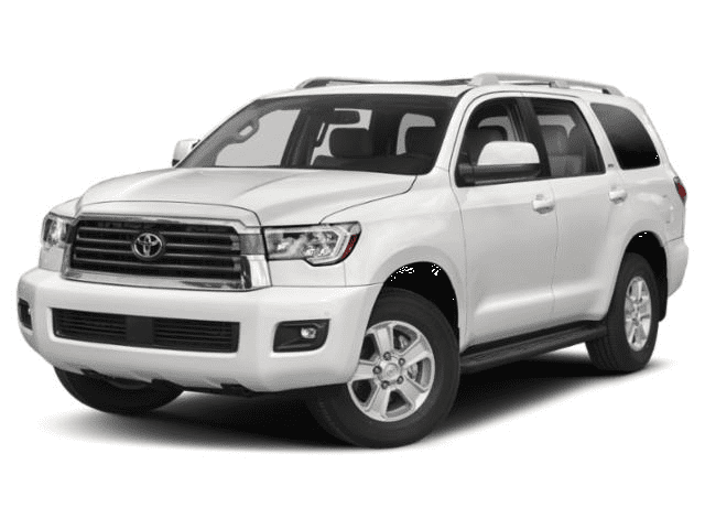 Toyota Sequoia Limited 4WD (Natl)