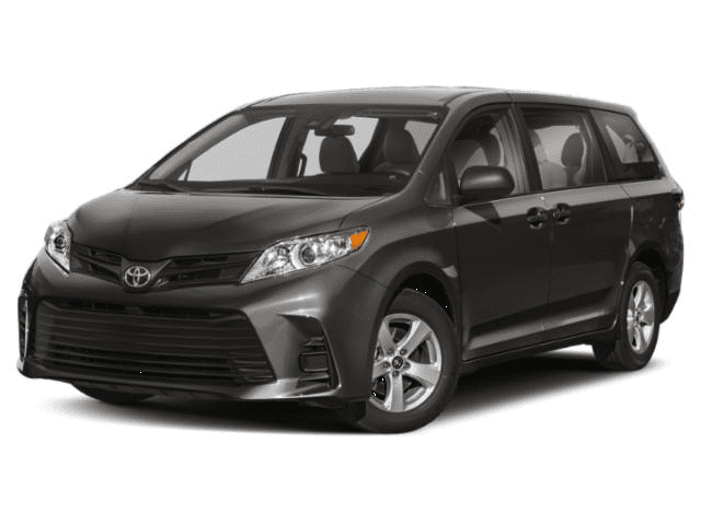 Toyota Sienna XLE AWD 7-Passenger (Natl)