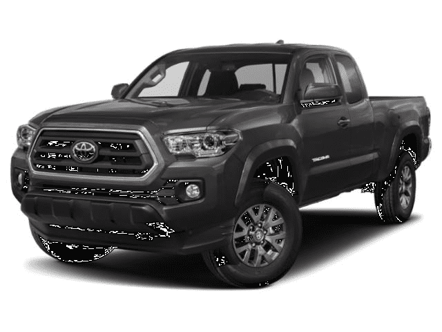 Toyota Tacoma 2WD TRD Off Road Double Cab 5' Bed V6 AT (Natl)