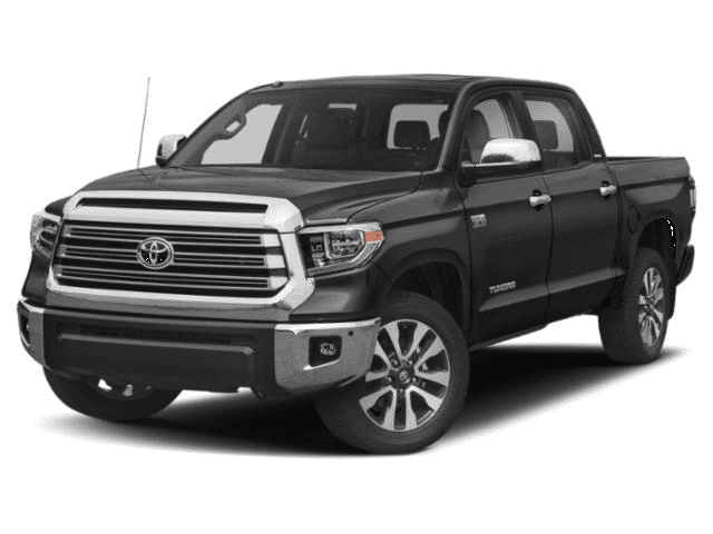 Toyota Tundra 2WD Limited CrewMax 5.5' Bed 5.7L (Natl)