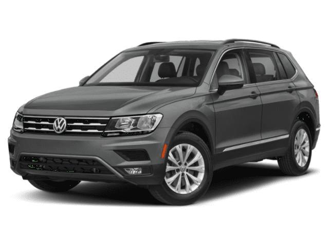 Volkswagen Tiguan 2.0T S 4MOTION