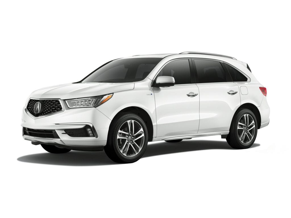 2020 Acura MDX PMC Edition 4dr SH-AWD Lease