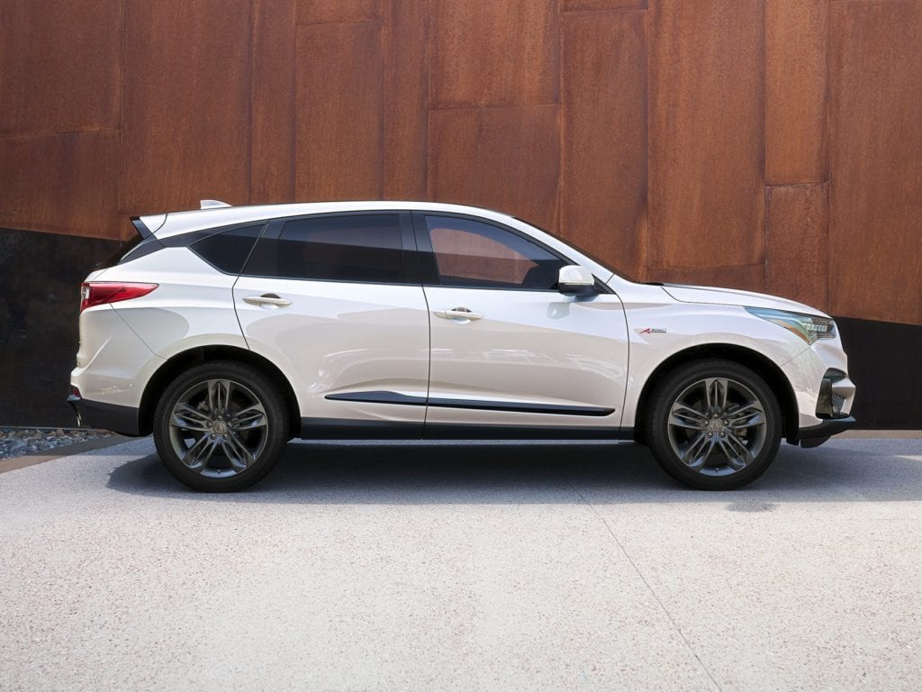 2021 Acura RDX Advance Package 4dr SH-AWD Lease