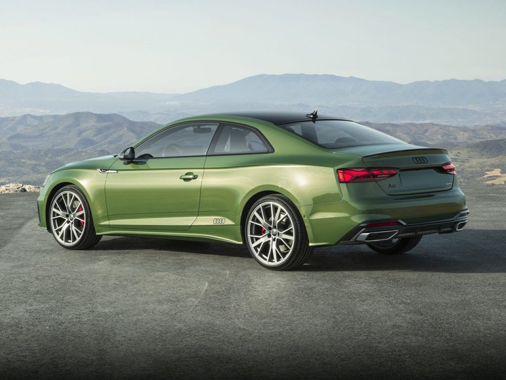 2021 Audi A5 45 Premium 2dr All-wheel Drive quattro Cabriolet Lease