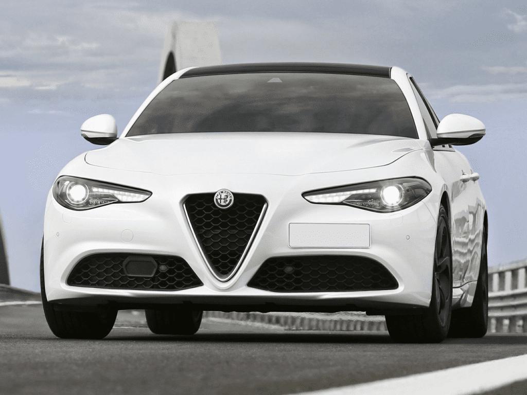 2021 Alfa Romeo Giulia Quadrifoglio 4dr Rear-wheel Drive Sedan Lease